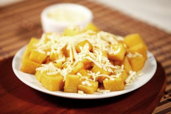 Aprenda a fazer Polenta Frita